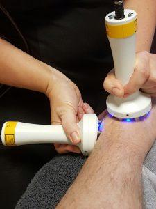 Medicinsk laserbehandling